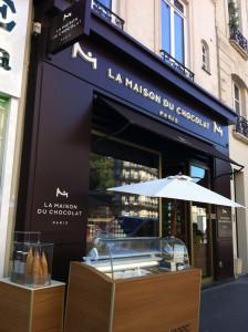 LA MAISON DU CHOCOLAT PARIS